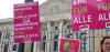 Kundgebung für die Ehe-Öffnung vor dem Bundesrat